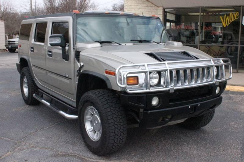 2006 Hummer H2 4dr Suv 4wd In Hutchinson Ks Best Value Auto Sales
