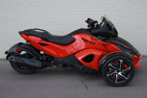Can Am Spyder For Sale >> 2014 Can Am Spyder For Sale In Hutchinson Ks