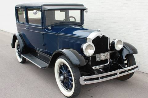 1926 Buick 50 Super for sale at Best Value Auto Sales in Hutchinson KS