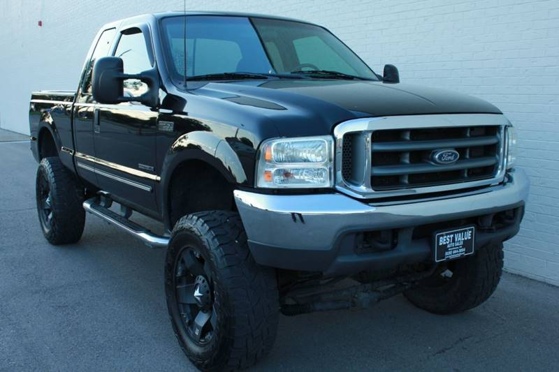 2000 f250 extended cab weight