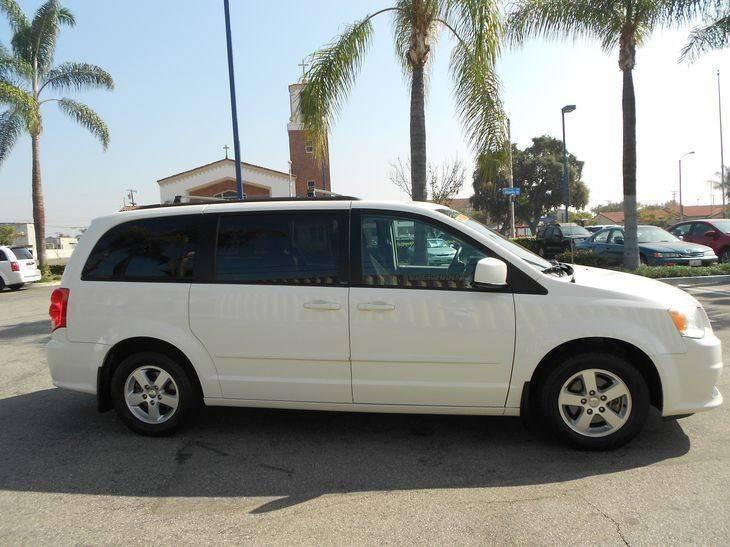 2012 Dodge Grand Caravan Sxt In Costa Mesa Ca Nagy S Auto Sales