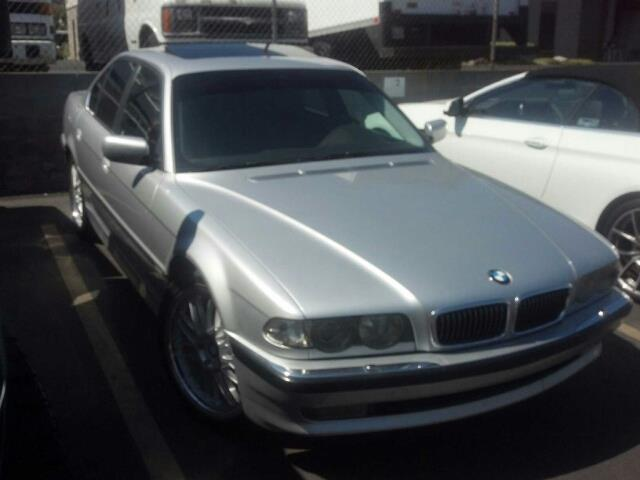 2001 BMW 7 Series For Sale At NAGYS AUTO SALESLLC NASLLC