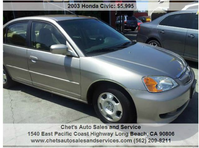 2003 Honda Civic For Sale At NAGYu0027S AUTO SALES,LLC.  N.A.S.LLC