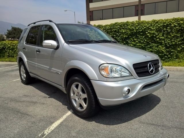 2003 mercedes benz m class awd ml350 4matic 4dr suv in for Mercedes benz costa mesa
