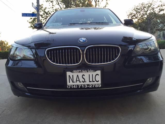 2009 BMW 5 Series For Sale At NAGYS AUTO SALESLLC NASLLC