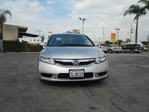2010 Honda Civic for sale in Costa Mesa, CA