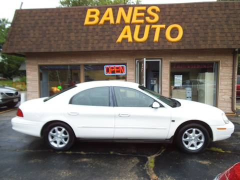 2001 Mercury Sable for sale in Beaver Dam, WI