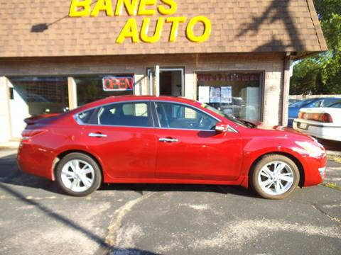 2013 Nissan Altima for sale in Beaver Dam WI