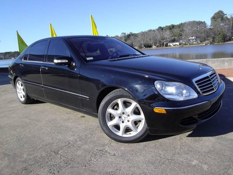 2006 Mercedes-Benz S-Class for sale at Lake Carroll Auto Sales in Carrollton GA