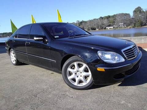 2006 Mercedes-Benz S-Class for sale at Lake Carroll Auto Sales in Carrollton GA