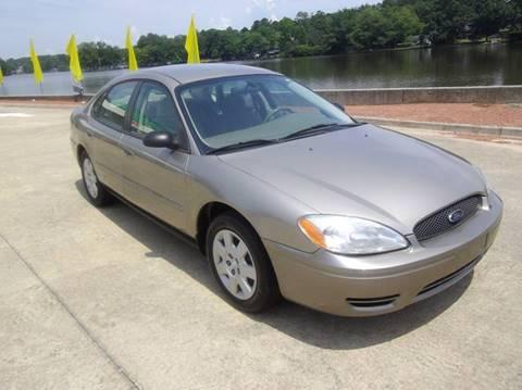 2005 Ford Taurus for sale in Carrollton, GA