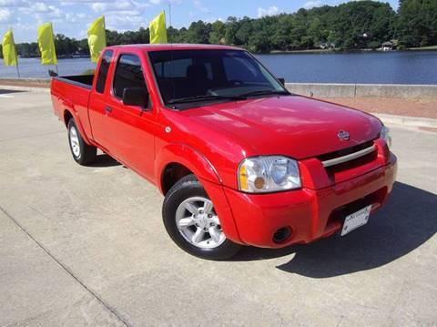 2001 Nissan Frontier for sale in Carrollton, GA