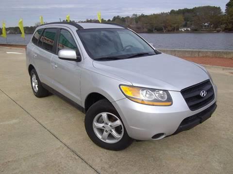 2008 Hyundai Santa Fe for sale in Carrollton, GA