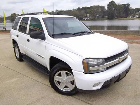 2003 Chevrolet TrailBlazer for sale in Carrollton, GA
