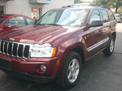 2007 Jeep Grand Cherokee for sale at FAMILY AUTO SALES, INC. in Johnston RI