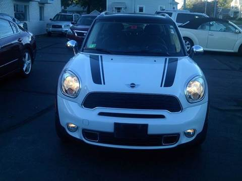 2012 MINI Cooper Countryman for sale at FAMILY AUTO SALES, INC. in Johnston RI