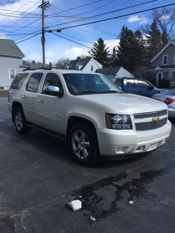 2012 Chevrolet Tahoe for sale at FAMILY AUTO SALES, INC. in Johnston RI
