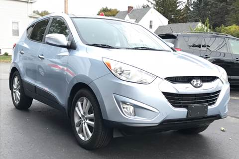 2011 Hyundai Tucson for sale at FAMILY AUTO SALES, INC. in Johnston RI