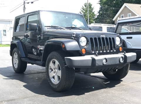 2007 Jeep Wrangler for sale at FAMILY AUTO SALES, INC. in Johnston RI