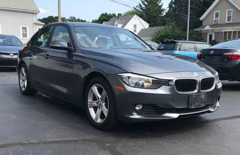 2013 BMW 3 Series for sale at FAMILY AUTO SALES, INC. in Johnston RI