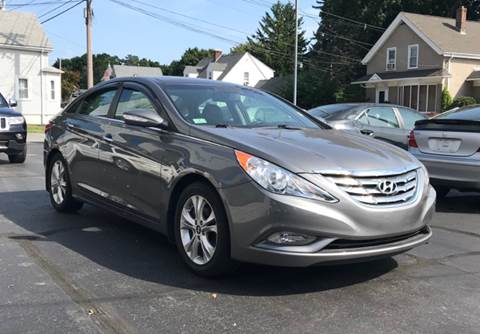 2013 Hyundai Sonata for sale at FAMILY AUTO SALES, INC. in Johnston RI