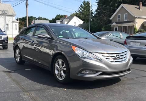2013 Hyundai Sonata for sale at FAMILY AUTO SALES, INC. in Johnston RI