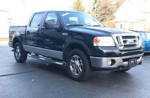 2008 Ford F-150 for sale at FAMILY AUTO SALES, INC. in Johnston RI