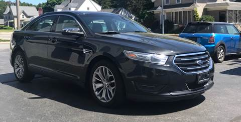 2013 Ford Taurus for sale in Johnston, RI