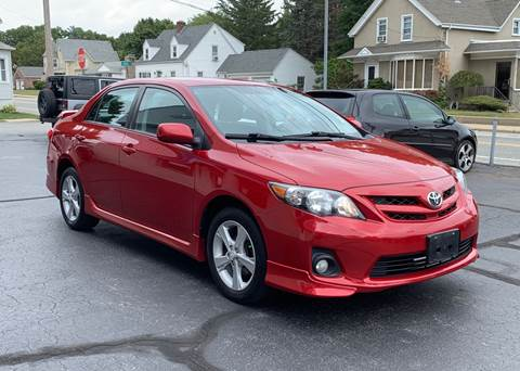 2013 Toyota Corolla for sale in Johnston, RI
