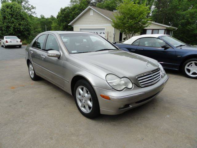 2003 Mercedes Benz C Class AWD C 320 4MATIC 4dr Sedan   East Bend