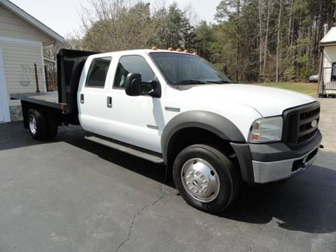 2005 Ford F-550 Super Duty for sale in East Bend, NC