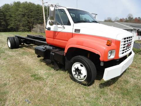2000 GMC TOPKICK for sale in East Bend, NC