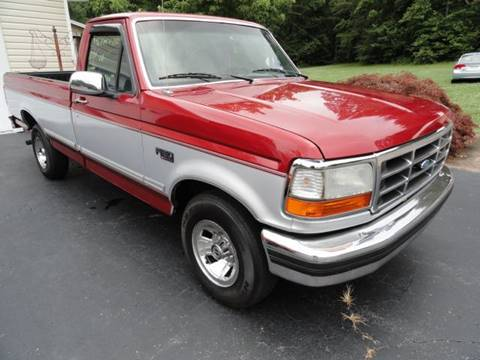 1996 Ford F-150 for sale in East Bend, NC