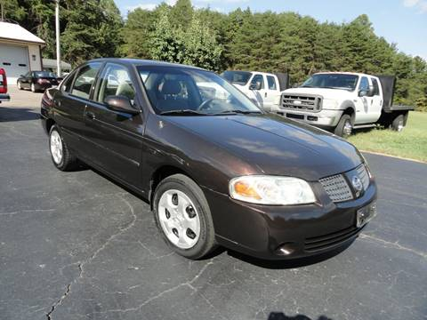 2004 Nissan Sentra for sale in East Bend, NC