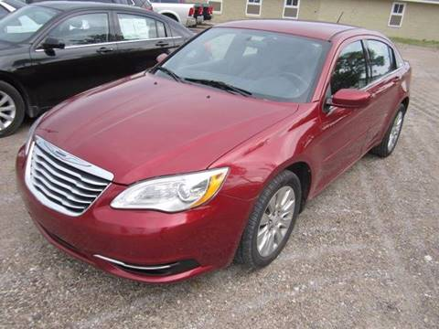 2012 Chrysler 200 for sale in Rogers City, MI