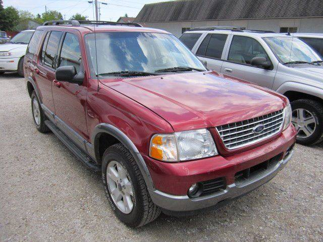 2004 Ford Explorer 4dr XLT 4WD SUV - Rogers City MI