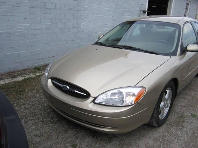 2001 Ford Taurus SES 4dr Sedan - Rogers City MI
