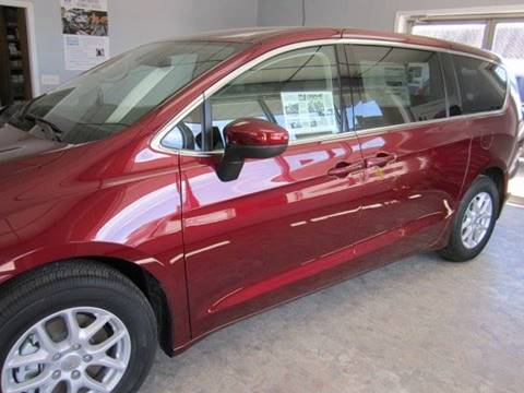 2017 Chrysler Pacifica for sale in Rogers City, MI