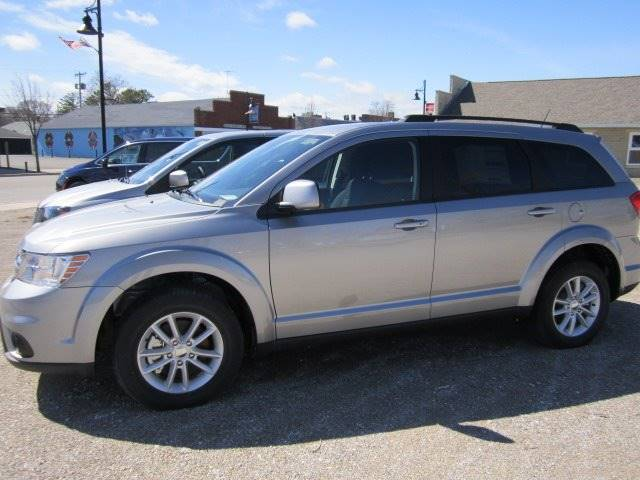 2017 Dodge Journey AWD SXT 4dr SUV - Rogers City MI