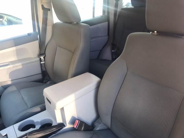 2008 Jeep Liberty 4x2 Sport 4dr SUV - Tucson AZ