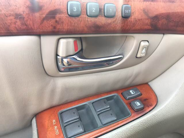 2002 Lexus LS 430 4dr Sedan - Tucson AZ