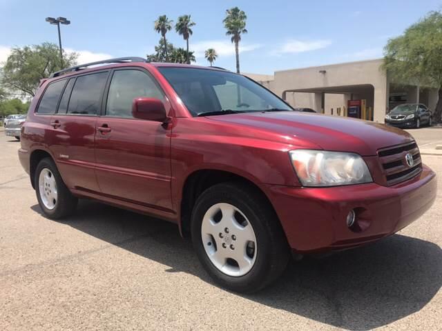 2007 Toyota Highlander Limited 4dr SUV w/3rd Row - Tucson AZ