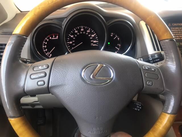 2005 Lexus RX 330 Fwd 4dr SUV - Tucson AZ