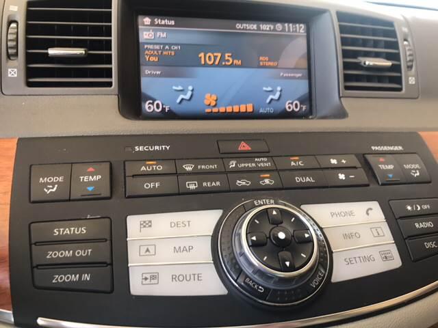 2006 Infiniti M35 AWD 4dr Sedan - Tucson AZ