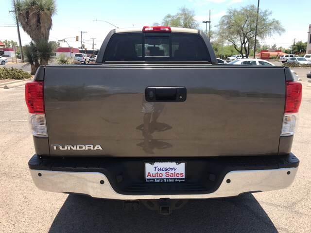 2011 Toyota Tundra 4x4 Grade 4dr Double Cab Pickup SB (5.7L V8) - Tucson AZ