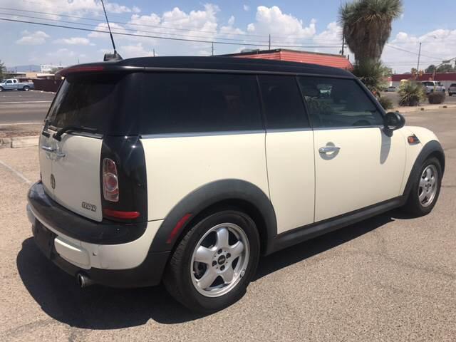 2011 MINI Cooper Clubman 3dr Wagon - Tucson AZ