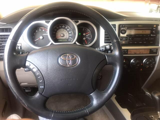 2005 Toyota 4Runner SR5 4dr SUV - Tucson AZ