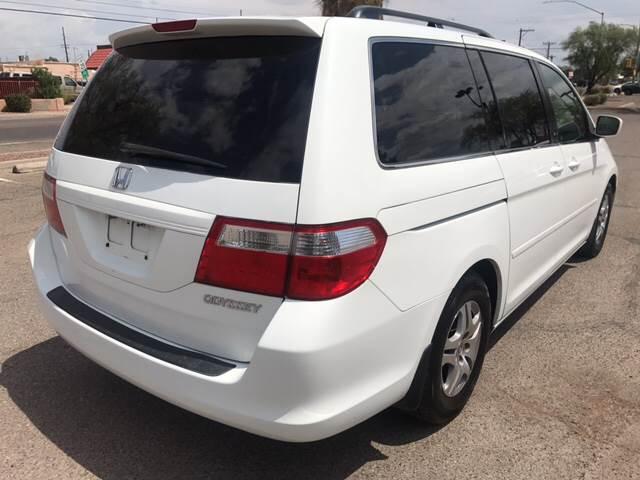 2005 Honda Odyssey EX-L 4dr Mini-Van w/DVD and Leather - Tucson AZ