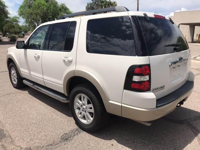 2009 Ford Explorer 4x4 Eddie Bauer 4dr SUV (V6) - Tucson AZ