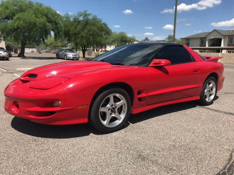 2001 Pontiac Firebird for sale in Tucson, AZ